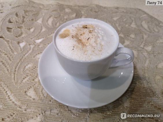 Кофе на безлактозном молоке