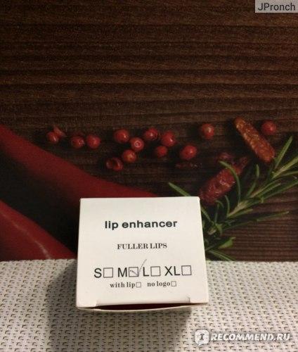 Увеличитель губ Aliexpress Sexy Lip Plumper Round Oval Full Lip Enhancer Plumping Suction Lips Women Bauty Tool Hard Material фото