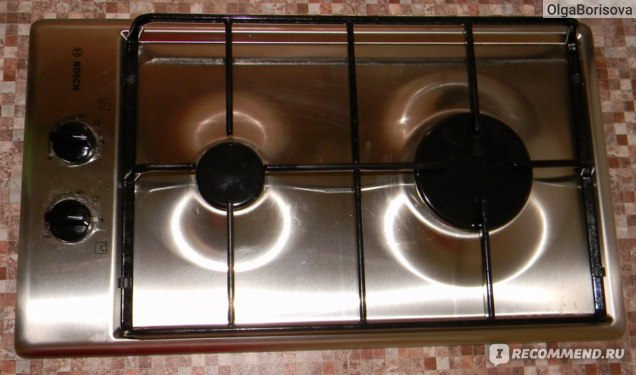 Газовая варочная панель BOSCH PCD 345 D фото