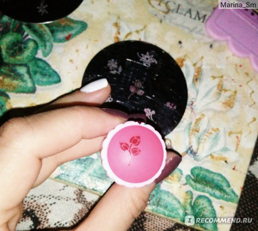 Набор для стемпинга Fix Price Маникюрный для дизайна ногтей фото