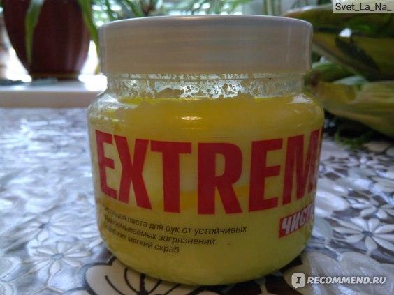 Очиститель  Чистик EXTREME фото
