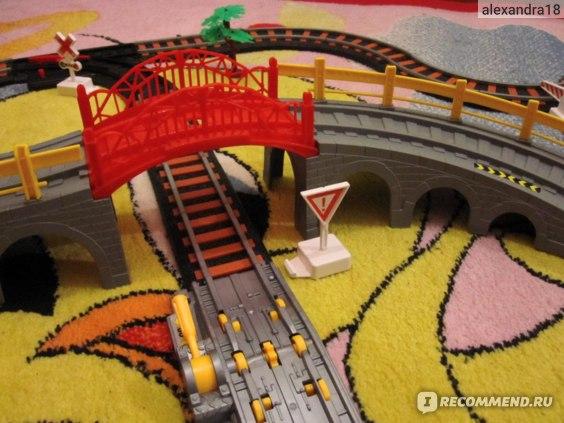 LiXin железная дорога 9904 фото