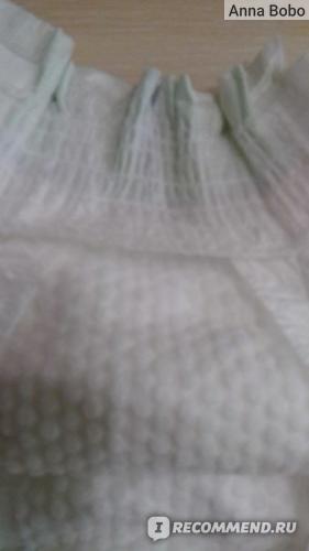 """Подгузник Huggies Elite Soft """"1"""". Специальный кармашек для жидкого стула в """"1"""""""