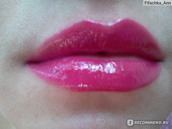 Блеск для губ Lamel Professional High Intensity Glossy Lipgloss Color фото
