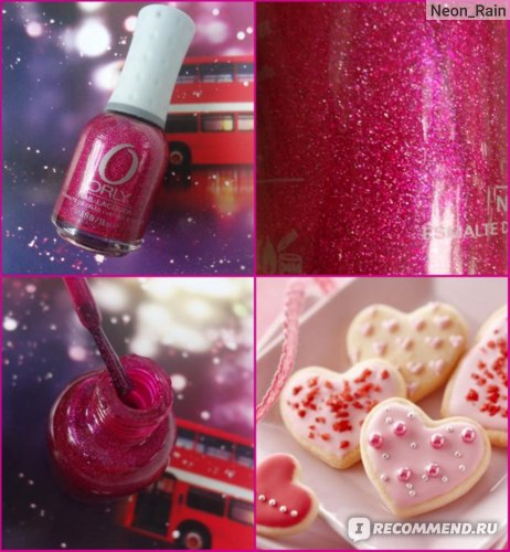 Лак для ногтей ORLY коллекция Naughty or Nice фото