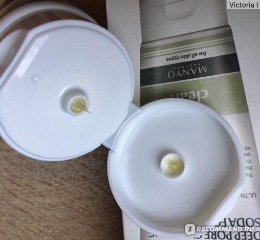 Пенка для умывания Manyo Factory Deep Pore Cleansing Soda Foam фото