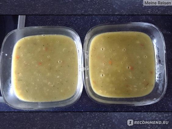 Суп гороховый кнор