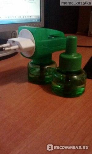 Жидкость от комаров Раптор без запаха, 30 ночей фото