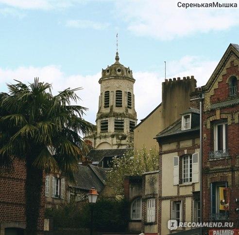 Франция, Онфлёр фото