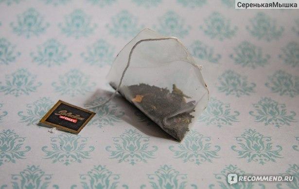 Чай в пирамидках Selection Of OKEY Черный полуночная звезда фото