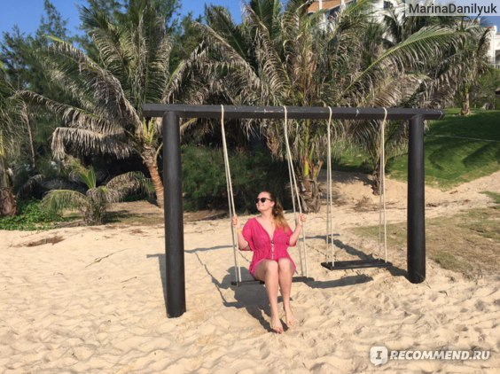 Dessole Sea Lion Beach Resort Mui Ne 4*, Вьетнам, Муй Не фото