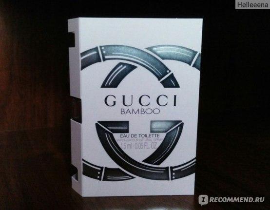 Gucci Bamboo  фото