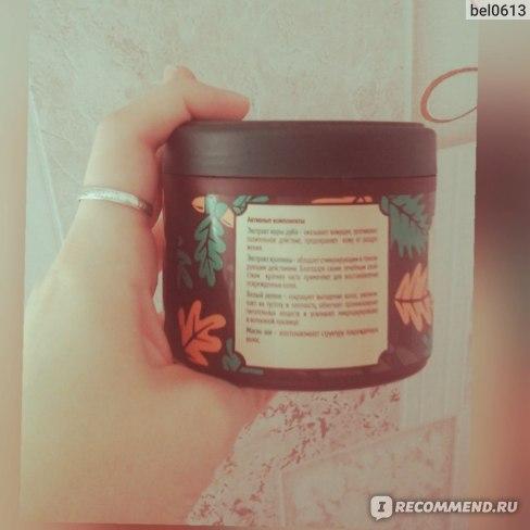 Маска для волос Невская косметика С крапивой и корой дуба фото