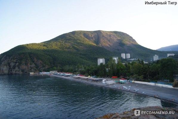 Крым. Партенит фото