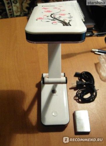 Настольная лампа TinyDeal  l 630 фото