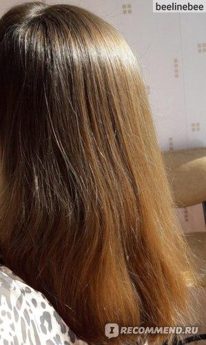 Шампунь Чистая линия «Объём и сила» для тонких и ослабленных волос фото