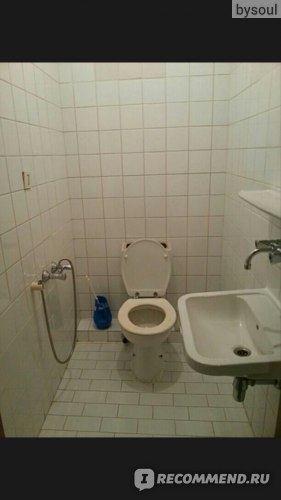 Туалет при палате