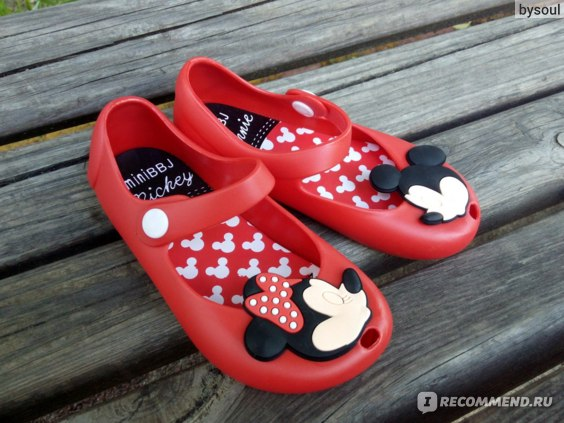 Сандалии Aliexpress Mini Melissa Mickey Minnie Mini BBJ Shoes 2016 Summer  фото