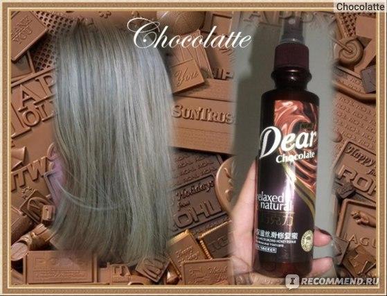 Спрей для волос Dear Chocolate фото