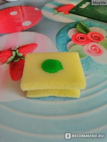 """Средство для мытья посуды Sorti  """"Sorti бальзам с экстрактом ромашки"""" фото"""