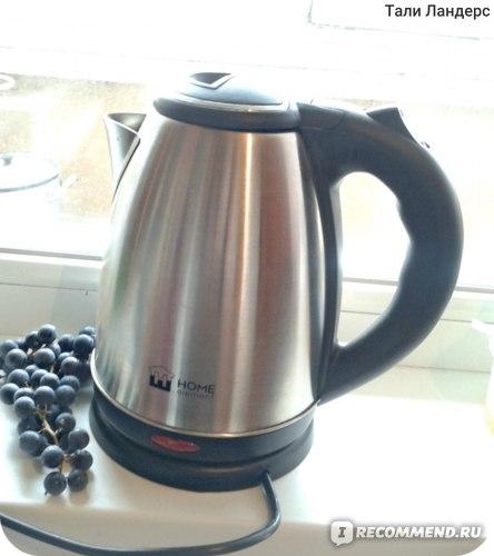 Электрический чайник Home Element HE-KT180 фото