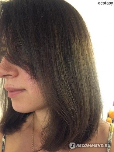 Вымытые волосы и укладка - Мицеллярный Мягкий Шампунь Чистая линия