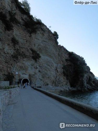 Пляж Каменово, Черногория, Будванская Ривьера фото