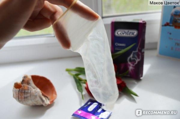 Презервативы Contex Classic фото
