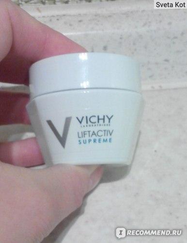 Крем от морщин Vichy Liftactiv Supreme фото
