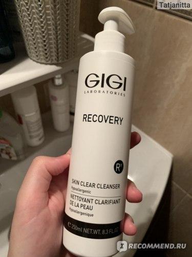 Гель для умывания GIGI Recovery фото