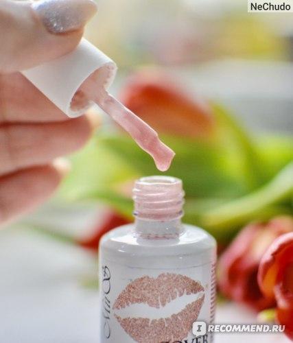 Гель-лак для ногтей Miis Каучуковая камуфлирующая база фото