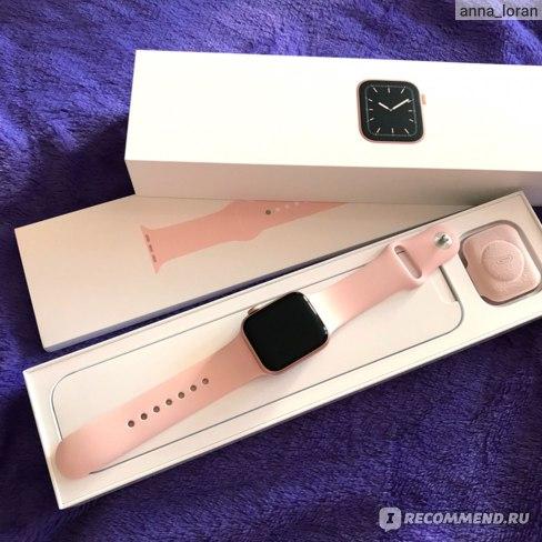 Внешний вид Apple Watch