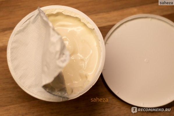 Сыр мягкий ВкусВилл / Избёнка «Маскарпоне» фото