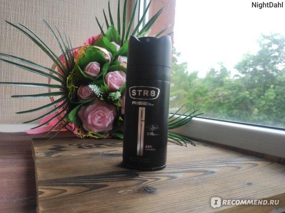 Дезодорант-спрей STR8 Rise фото