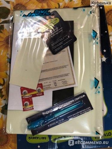 """""""Рисуй светом!"""" Игровой набор для детского творчества, ИП Корсаков М.В. фото"""