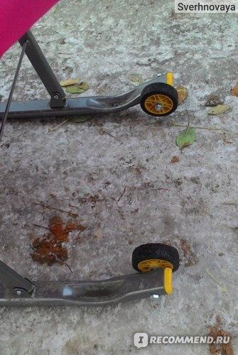 Санки - коляска Kelkka Tundra фото
