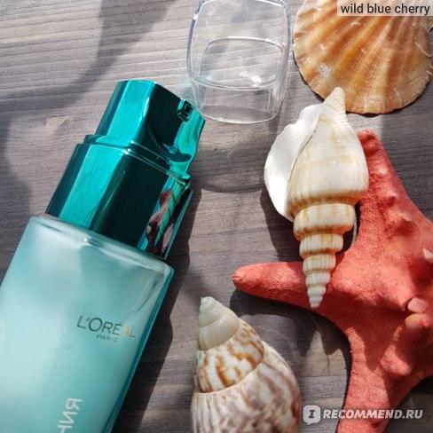 Флюид для лица L'Oreal Paris Гений увлажнения для сухой и чувствительной кожи фото
