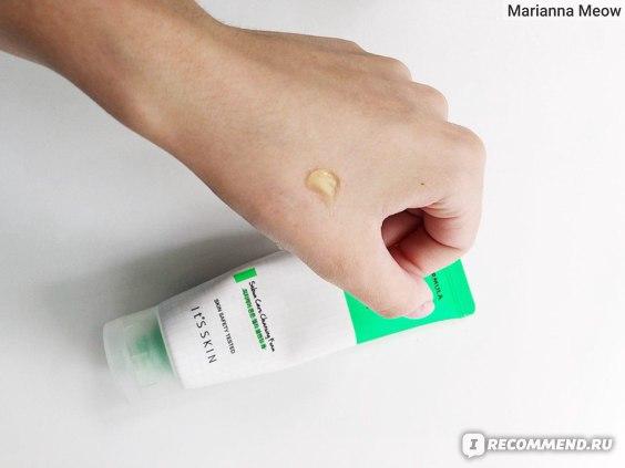 Очищающая корейская пенка для лица It's skin Power 10 Formula Cleansing Foam VB  фото