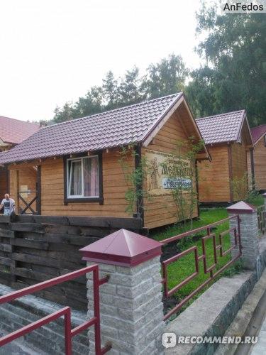 гостевой дом мельница алтай