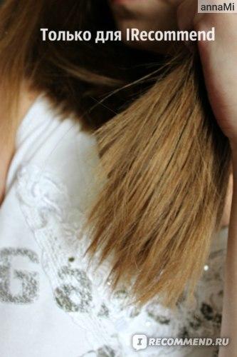 Флюид для волос Белита-Витэкс Keratin+ Жидкий шелк Восстановление и зеркальный блеск фото