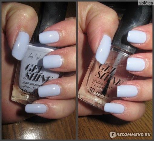 слева - лак, справа - лак+покрытие