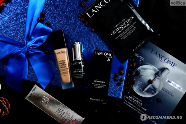 Гидрогелевая маска для лица Lancome Advanced Génifique фото