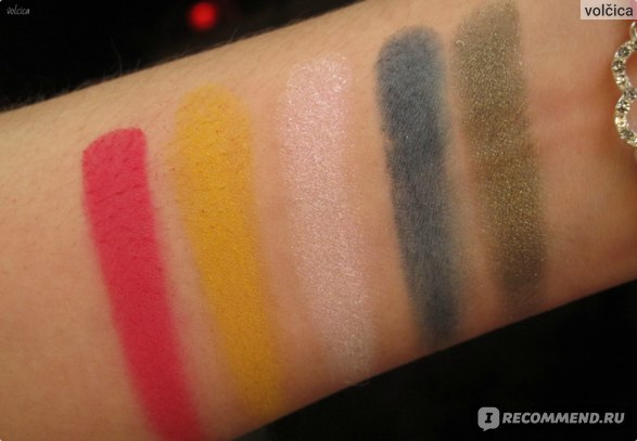 Палетка теней Obsession Revolution Makeup London Be Crazy About Eyeshadow Palette фото
