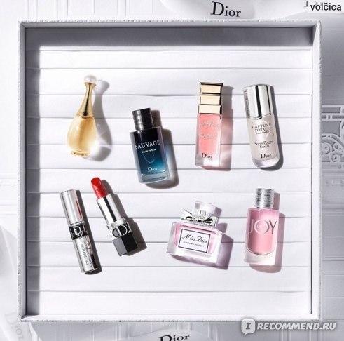 Сайт Онлайн-бутик DIOR - www.diorbeauty.ru фото
