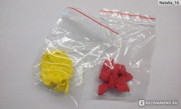 Пластилин JOY SMART в пакетиках