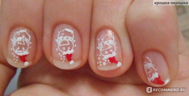 Набор для дизайна ногтей Stamping nail art фото