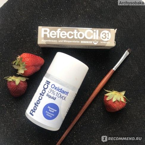 Refectocil в оттенке 3.1