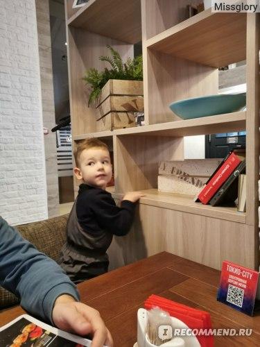 Токио City, Сеть ресторанов фото