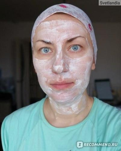 Маска для лица Белита-Витэкс питательная ANTI-AGE фото