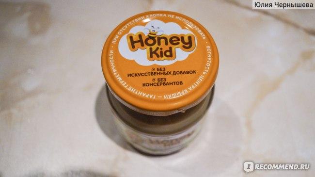 Детское питание Honey Kid Овощное пюре цветная капуста фото